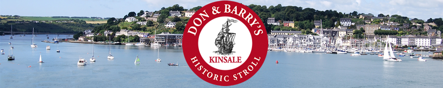 Historic Stroll Kinsale, Stroll Kinsale, Kinsale, Kinsale Walking Tours, Kinsale Tour, historic tour kinsale, walking tour kinsale, County Cork, Ireland